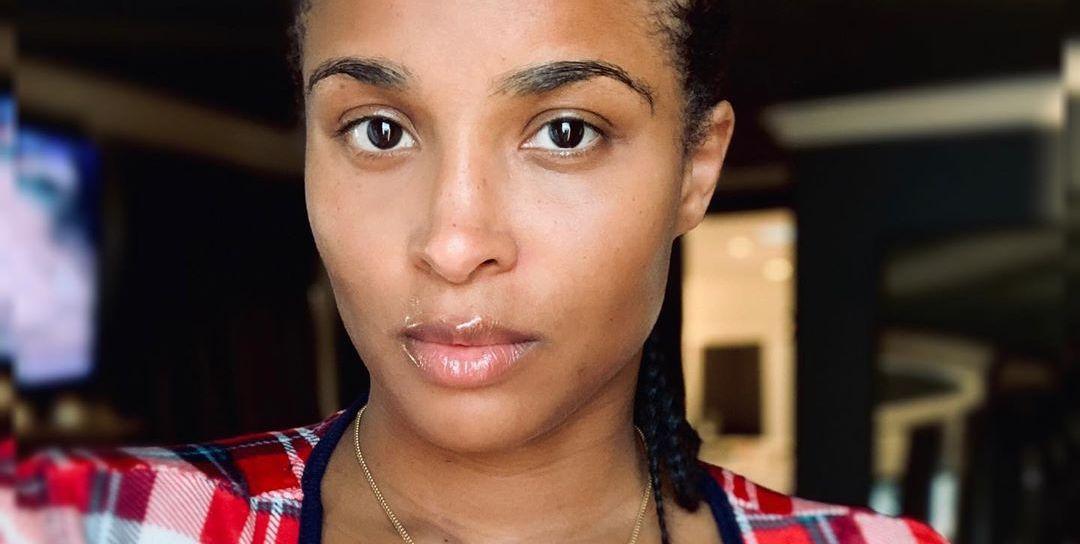 Ciara Swears by This $20 Vitamin C Serum for Glowing, Makeup-Free Skin