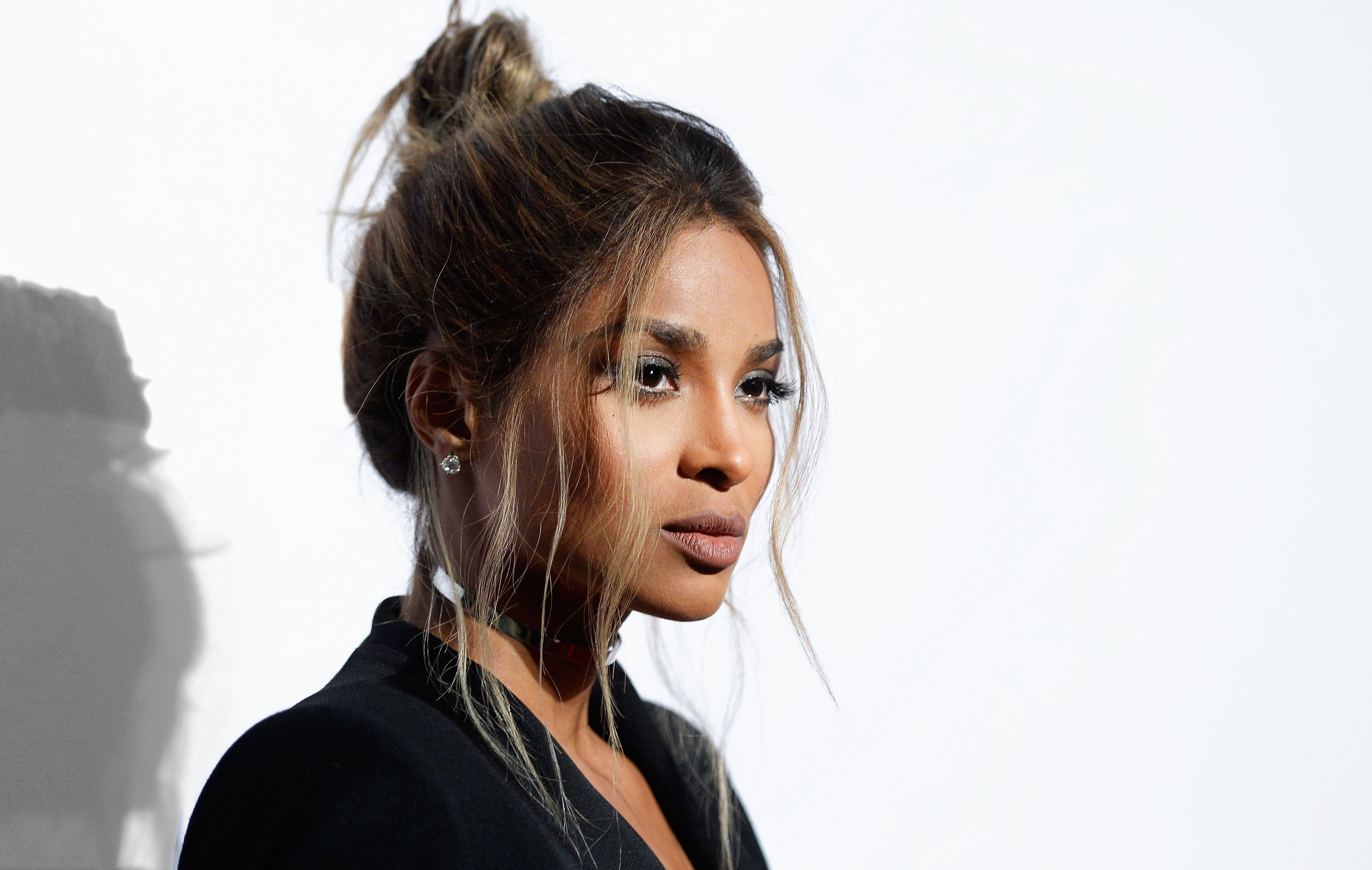 Ciara is now rocking the most fierce platinum blonde crop