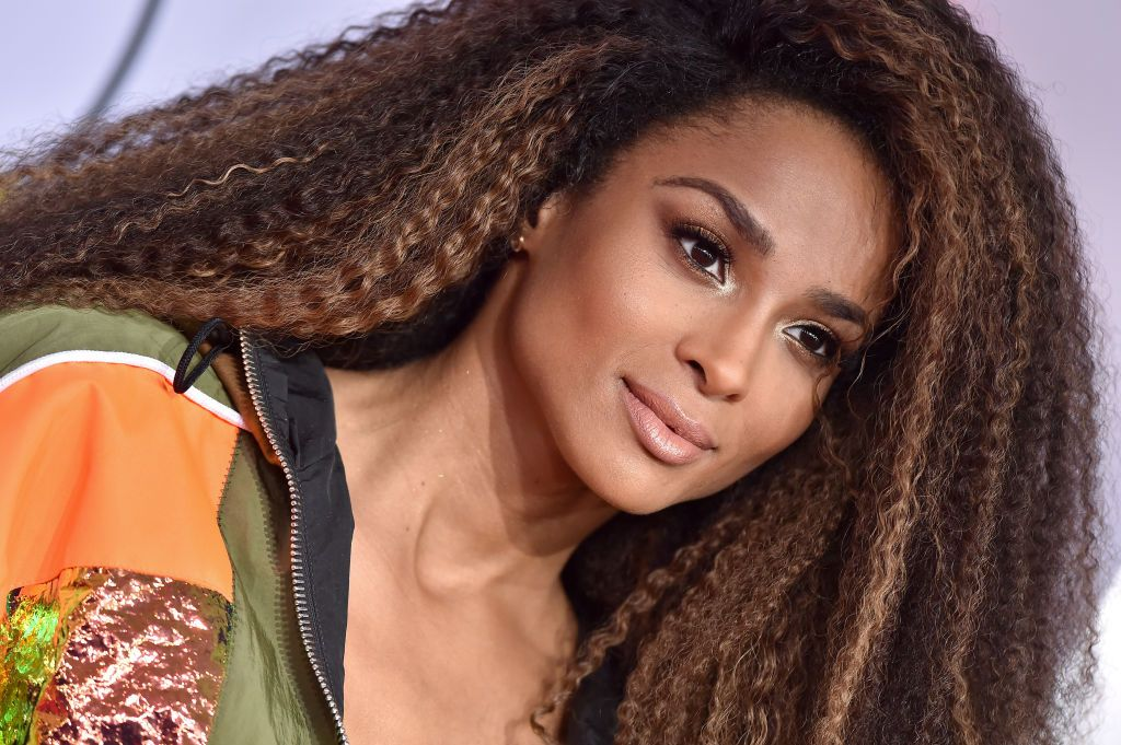Ciara Just Posted A No-Makeup, Extension-Free Selfie To Instagram