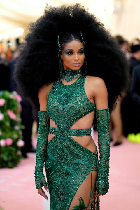 Image result for CIARA MET GALA 2019