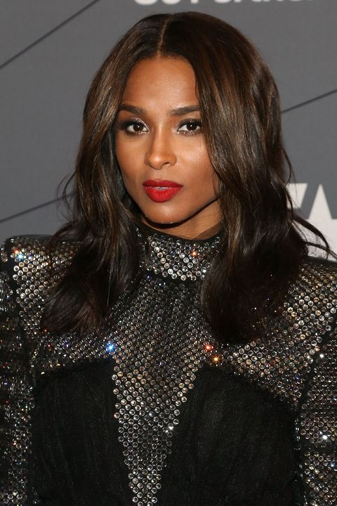 ciara winter hair colors 2018 Black Girls Rock! - Arrivals
