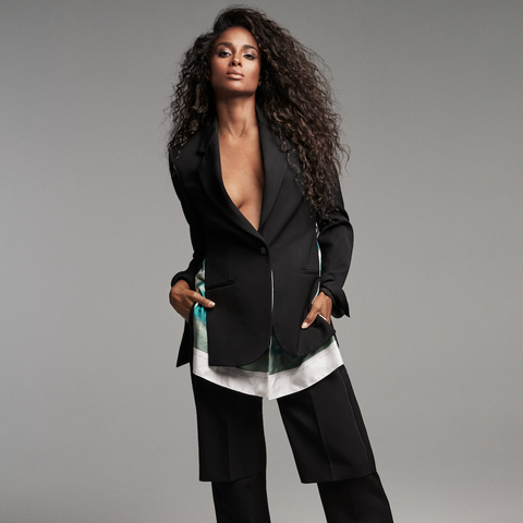 Level Up Singer Ciara Talks To Cosmo About Faith
