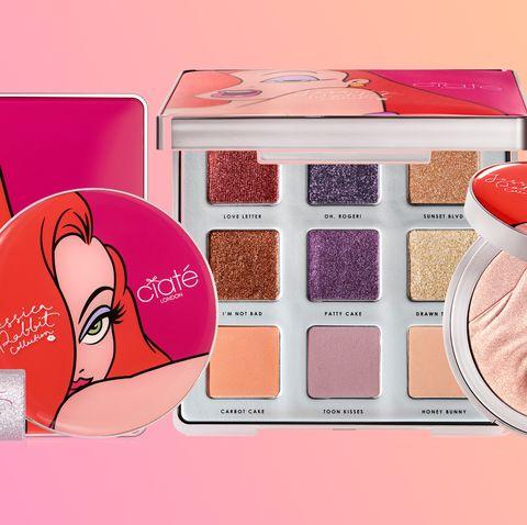 af43c7305 Ciaté Has Launched a Jessica Rabbit Makeup Collection