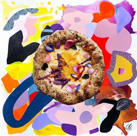 cibo arte instagram