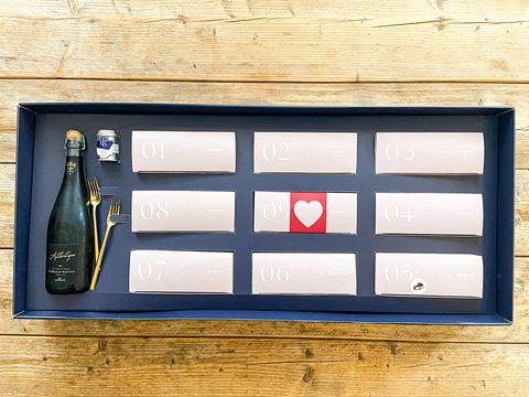 ciel bleu valentine box