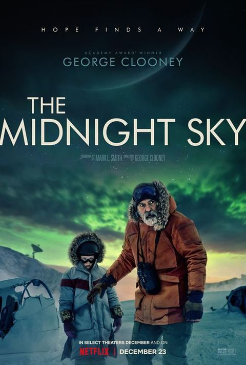 cielo de medianoche en netflix