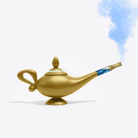 Cigarrillo electrónico de Aladdin
