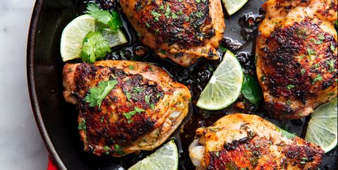 cilantro lime chicken horizontal