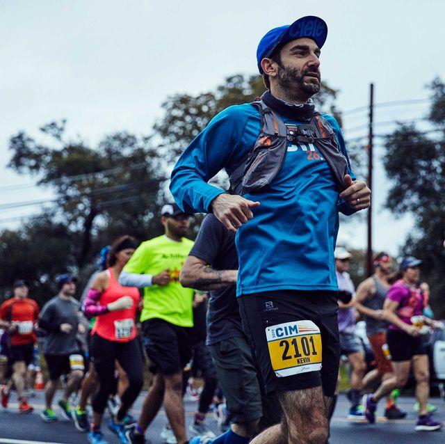 runners at the ca international marathon on sunday, december 8, 2019