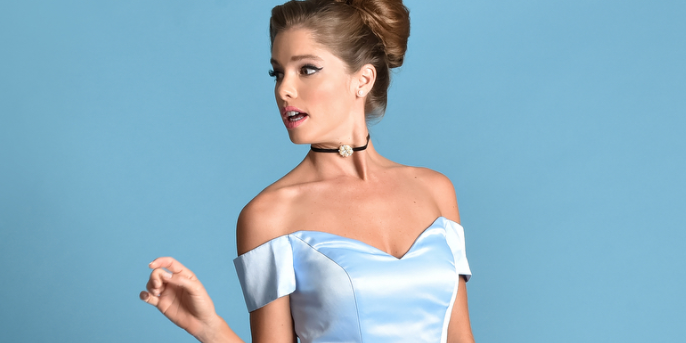 This Size-Inclusive Disney Princess Prom Dress Line Is Ah-Mazing!