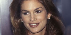 Cindy Crawford in 1996