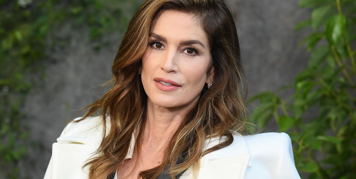 Cindy Crawford On Ageism And The Realities Of Nude
