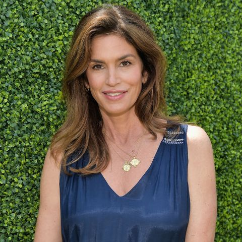 Cindy Crawford 53 Shows Off