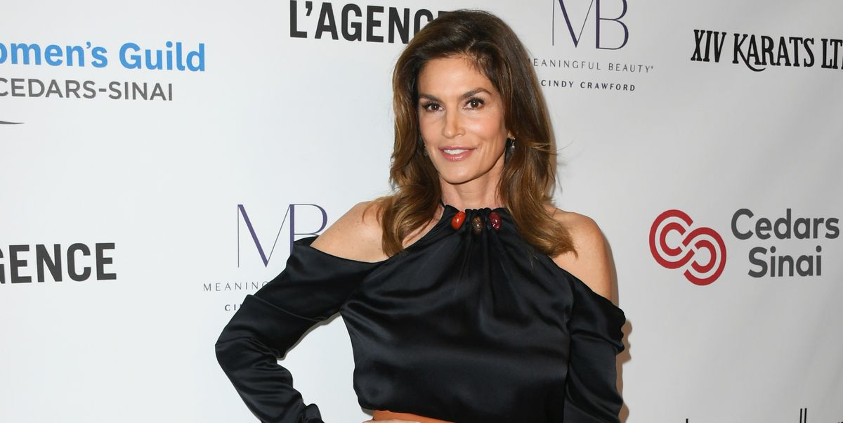 Cindy Crawford, 55, Shares Her Must-Have Shower Products for Smooth, Radiant Skin All-Over
