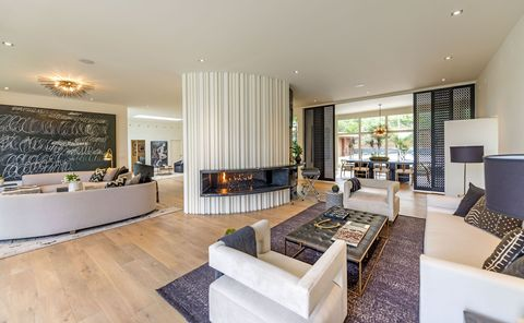 Cindy Crawford Beverly Hills Mansion Luxury Real Estate