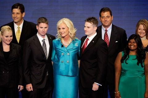 John McCain Accepts The Republican Party Nomination