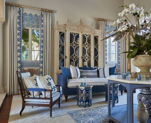 Gorgeous Window Treatments from Kips Bay Show House - Ideas ...