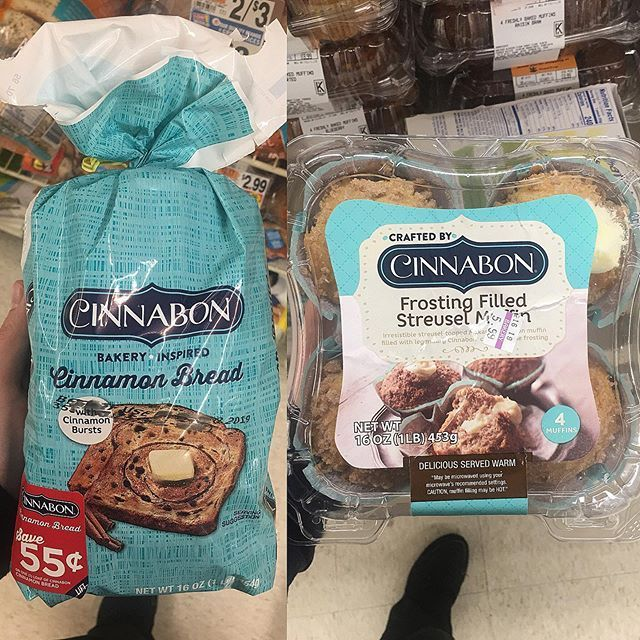 Cinnabon Cinnamon Bread Is Back In Stores Alongside Cinnabon Muffins