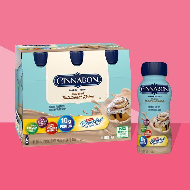 cinnabon nutritional drink