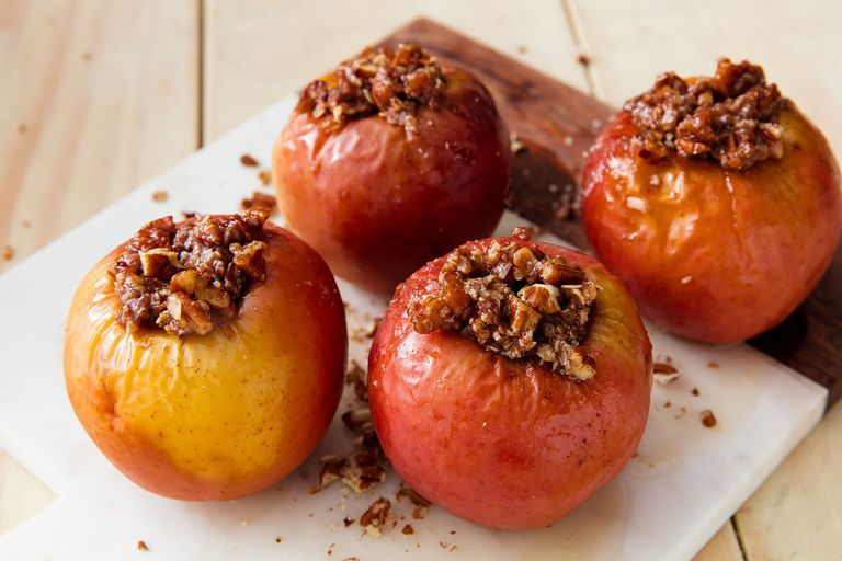 Cinnamon Baked Apples Recipe Warm Cinnamon Apples