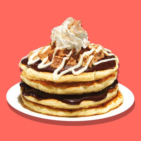 IHOP cinnamon toast crunch pancakes best 2020