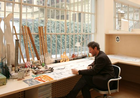 office, desk, furniture, interior design, design, architecture, building, room, table, white collar worker,