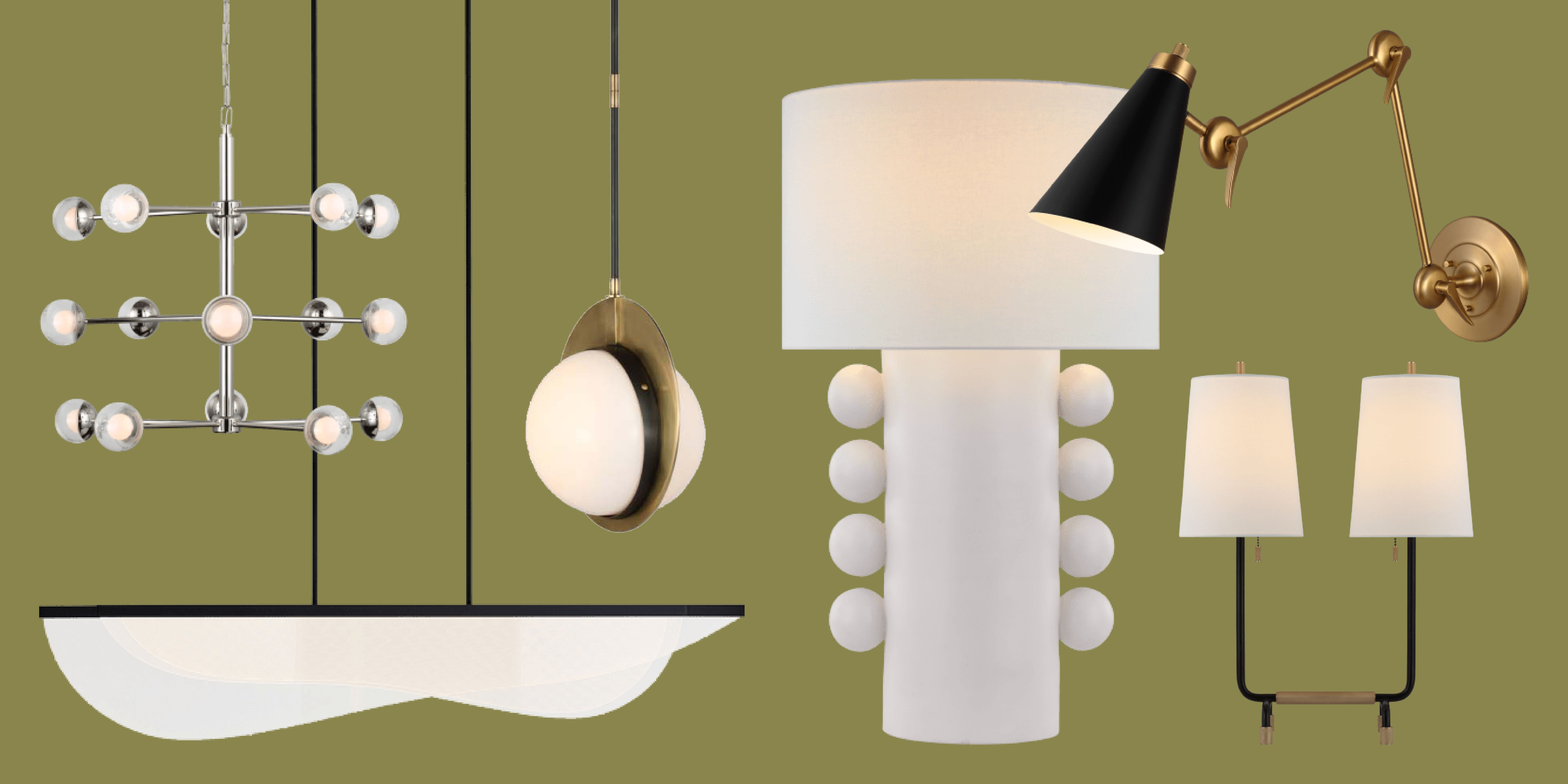The Chicest Lamps from Circa Lighting's Spring Launches