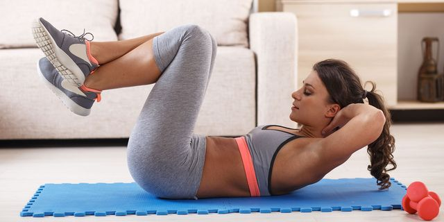 esercizi per eliminare pancia e cosce