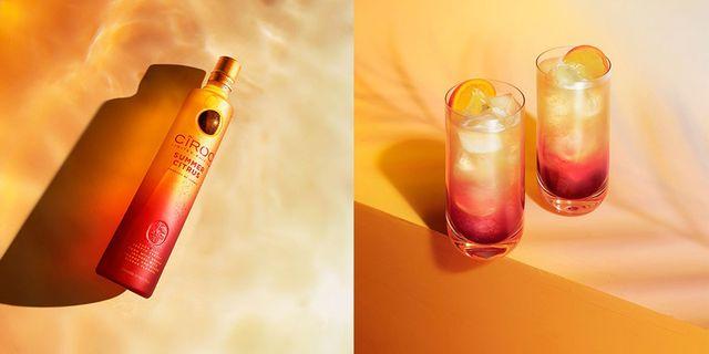 cîroc vodka now comes in summer citrus flavour