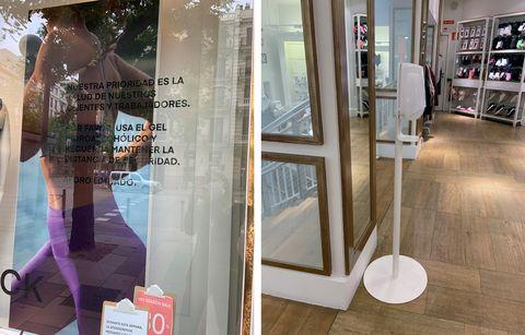 cita previa tiendas de moda españolas