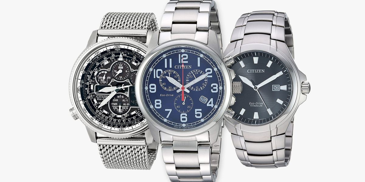 Affordable Citizen Watches Are on Sale for Over 50% Off