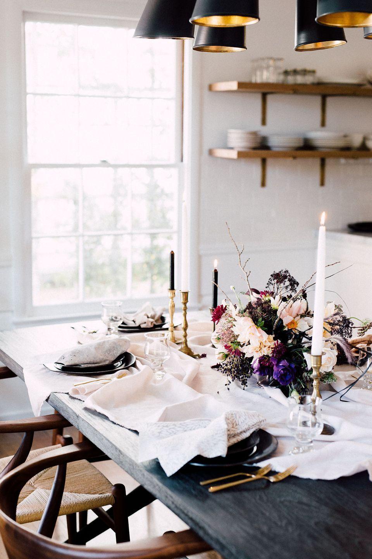 romantic floral centerpiece ideas