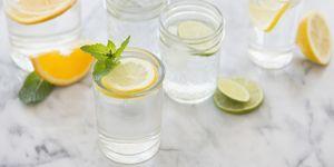 citroenwater gezond water met citroen echt gezond