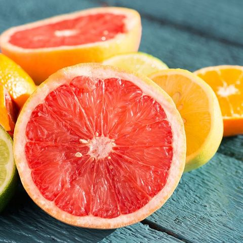 Foods Good for Skin- Citrus