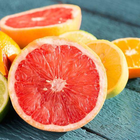 Foods Good for Skin- Citrus