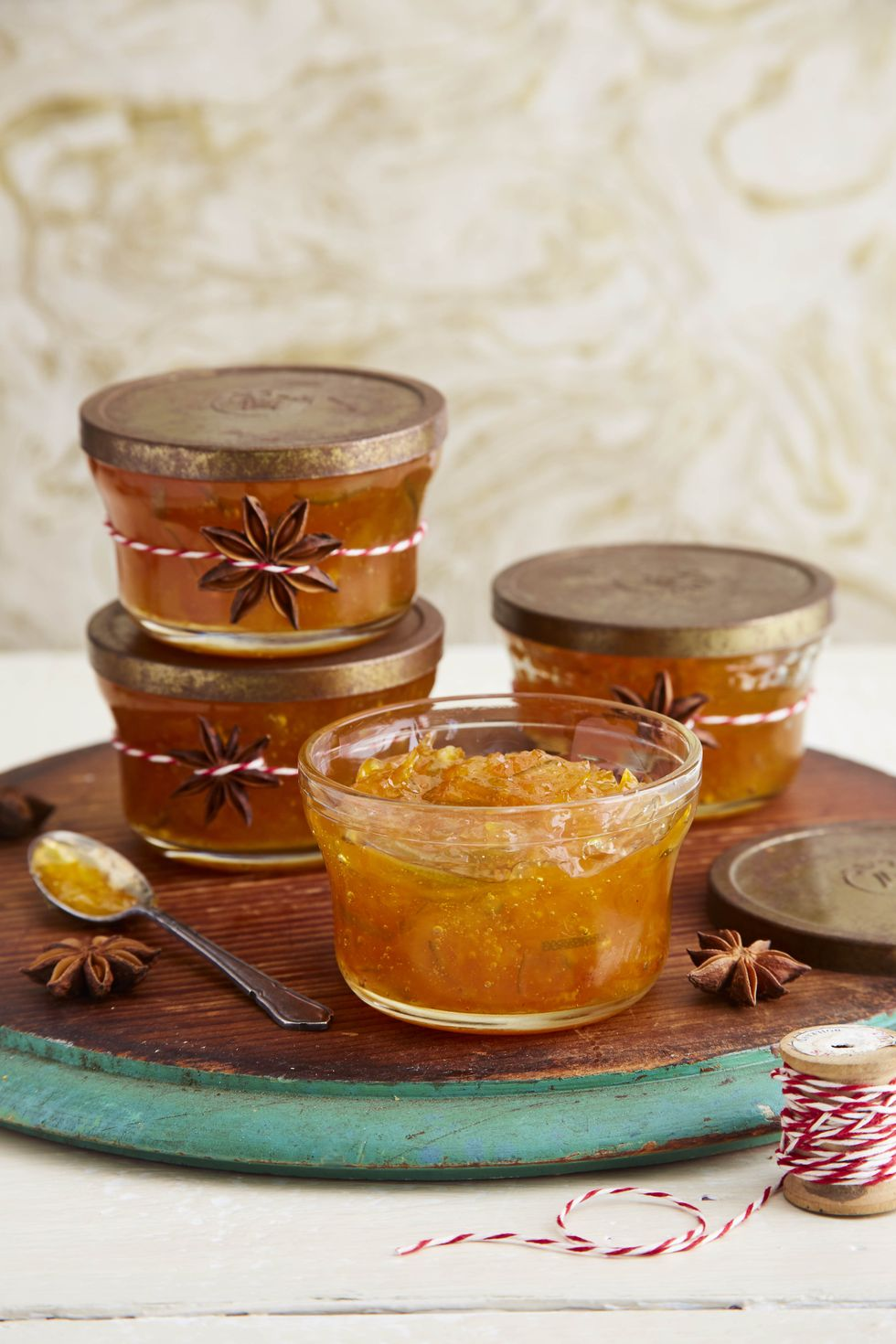 citrus marmalade - diy secret santa gifts