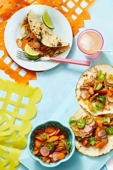 Citrusy Shredded Pork - Cinco de Mayo Recipes