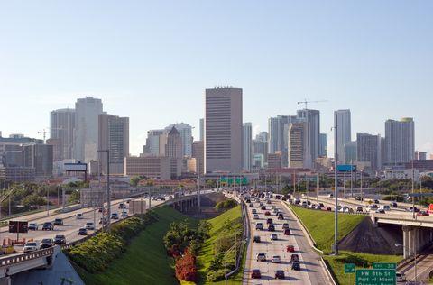 City at Rush Hour