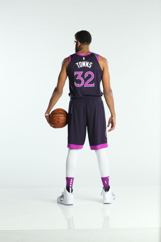 5ed826605 Minnesota Timberwolves Prince Uniform - Prince Purple Rain Basketball  Uniform
