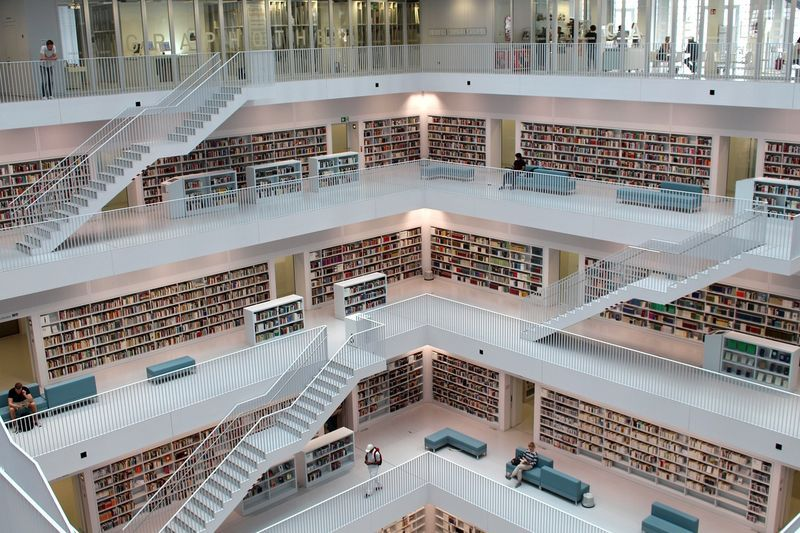 Architecturally Bound: The World's Most Stunning Libraries