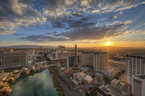 Why is vegas called sin city