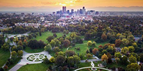 City Park Denver, Colorado