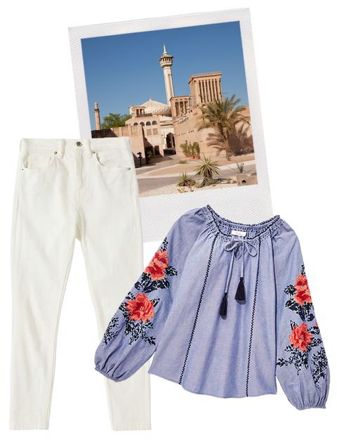 Dubai and Maldives Travel Guide - What to Wear to Visit Dubai