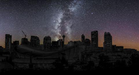 Calgary : city wide blackout
