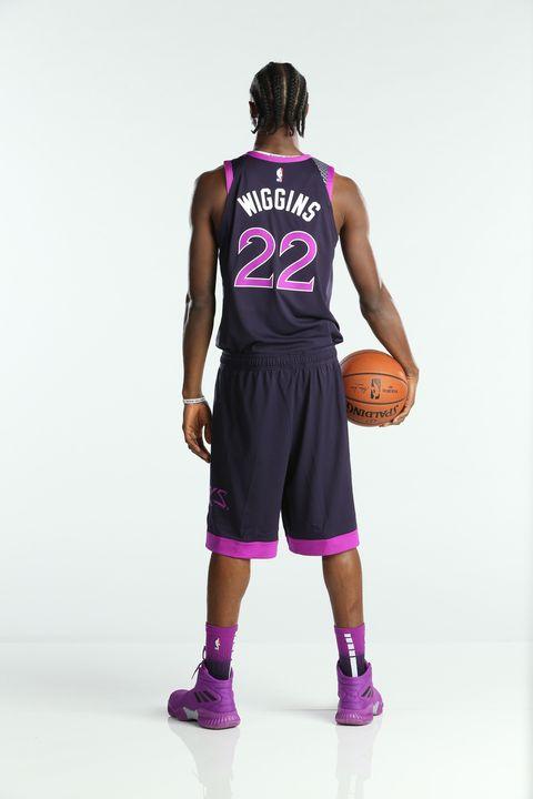 hot sale online 434d8 be151 Minnesota Timberwolves Prince Uniform - Prince Purple Rain ...