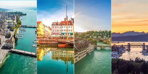 Ciudades con mayor calidad de vida