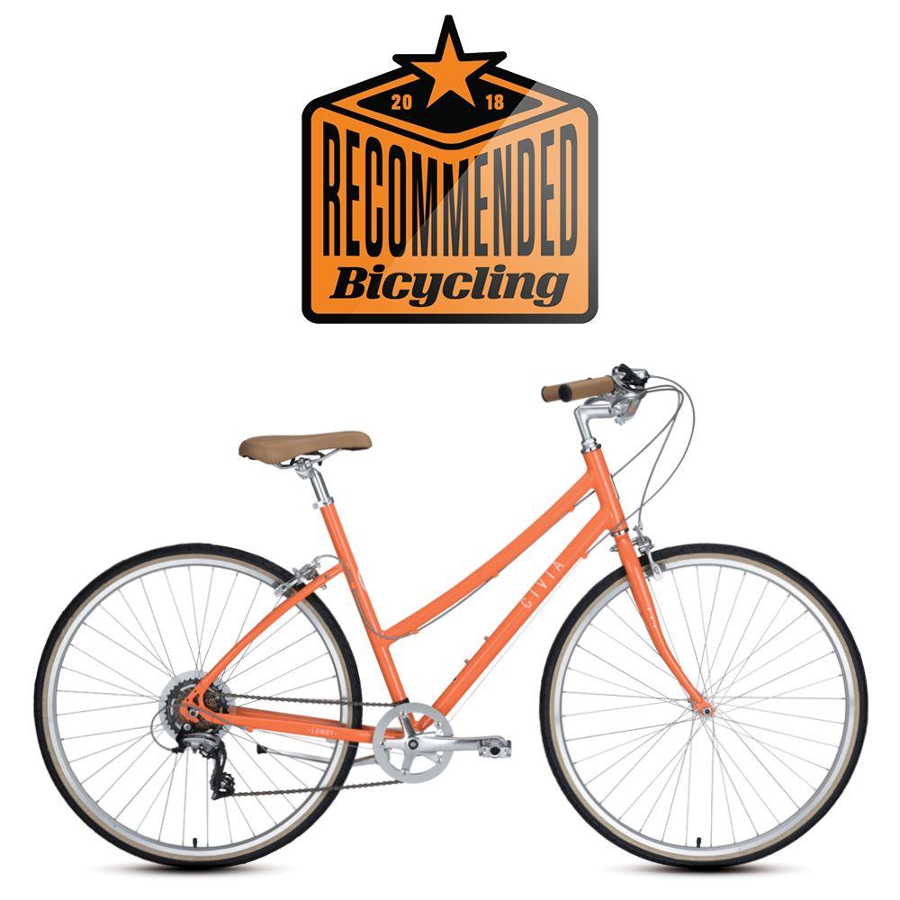 Civia Lowry Step-Thru Bike