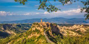 Civita di Bagnoregio Airbnb verblijf