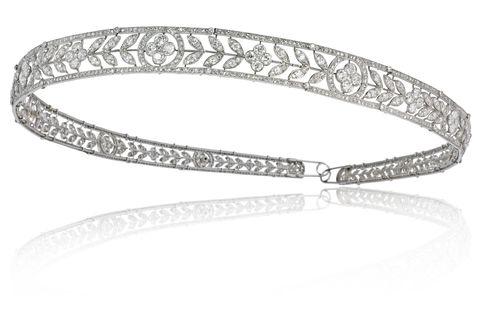 Boucheron, tiara, diamond