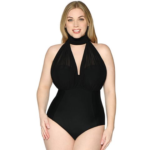 9001cb0d0 This is Curvy Kate s fastest selling swimsuit ever - Wrapsody Swimsuit